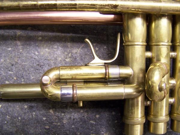 Image of custom Trumpet work