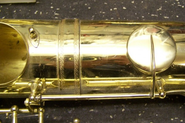 Image of custom Yamaha Saxophone work